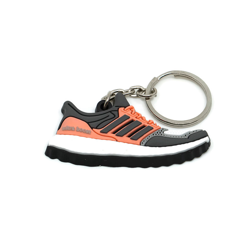Ultraboost Keychain - Orange Black Gray