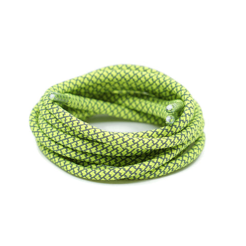 3M Rope Shoelaces - Neon Green
