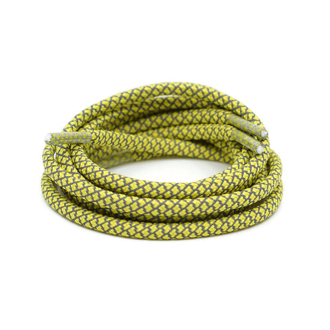 3M Rope Shoelaces - Neon Yellow