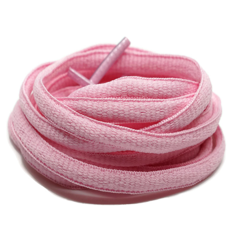 Oval Shoelaces - Pink
