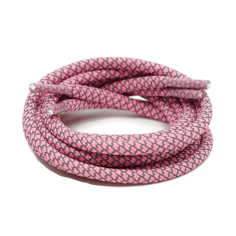 3M Rope Shoelaces - Pink