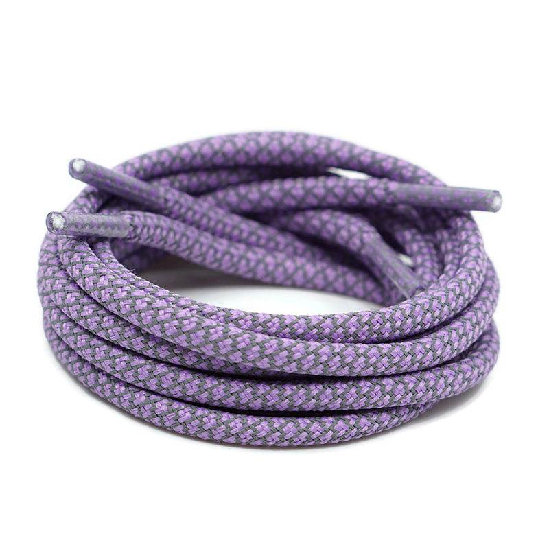 3M Rope Shoelaces - Light Purple