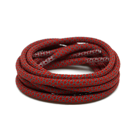 3M Rope Shoelaces - Red