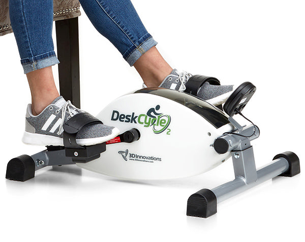 Terrific Deskcycle Under Desk Bike Exercise At Your Desk Beutiful Home Inspiration Papxelindsey Bellcom