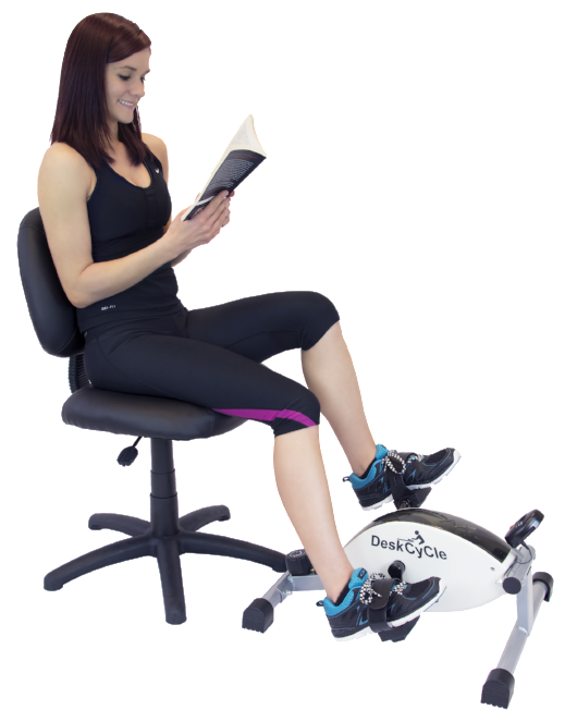 Get Exercise No Matter Where You Are With The DeskCycle Under Desk Bike.  Get Healthy Exercise While Youu0027re Working, Watching TV Or Just Relaxing On  Your ...
