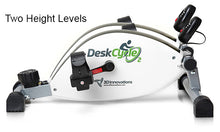 New Display! DeskCycle 2 Adjustable Height Under-Desk Exercise Bike / Pedal Exerciser