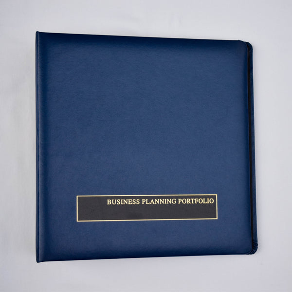 "Business Planning Portfolios Set (2"")"