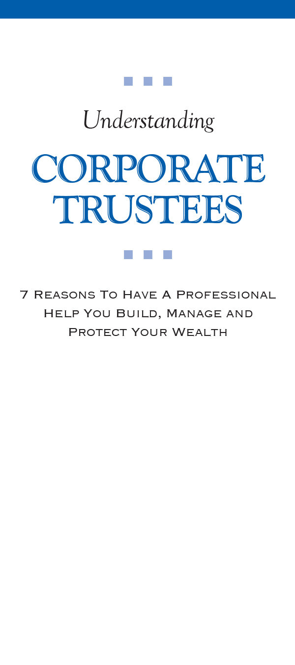 Understanding Corporate Trustees