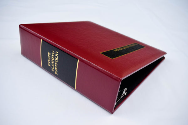 "Estate Planning Portfolios Set (1.5"") - 14 binders"
