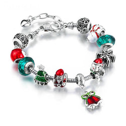 Christmas Charms Bracelet - DealsBlast.com