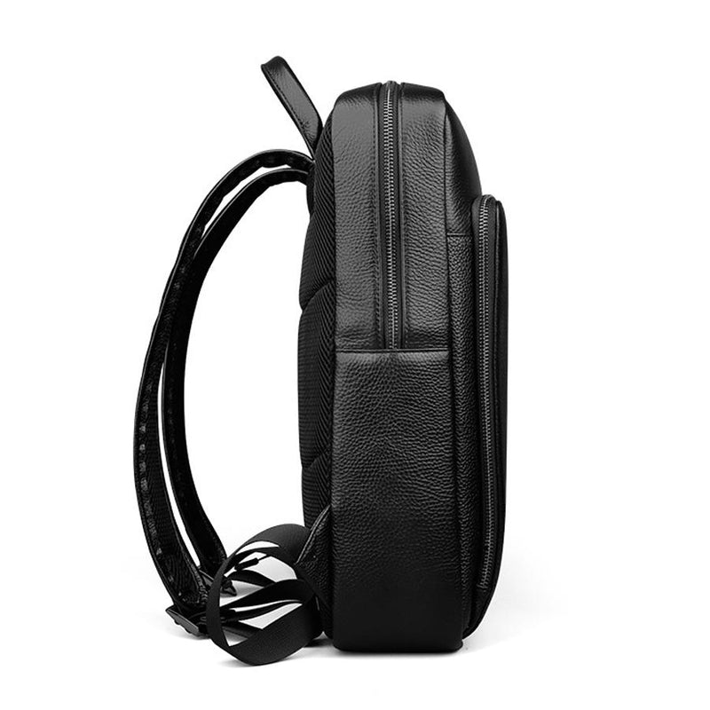 14inch Genuine Leather School Backpacks - DealsBlast.com