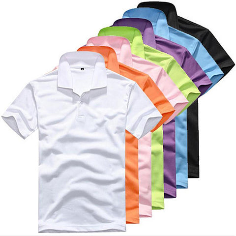 Men Shirt Men's Fashion Polo Shirt Men High Quality Retail Camisa Polo
