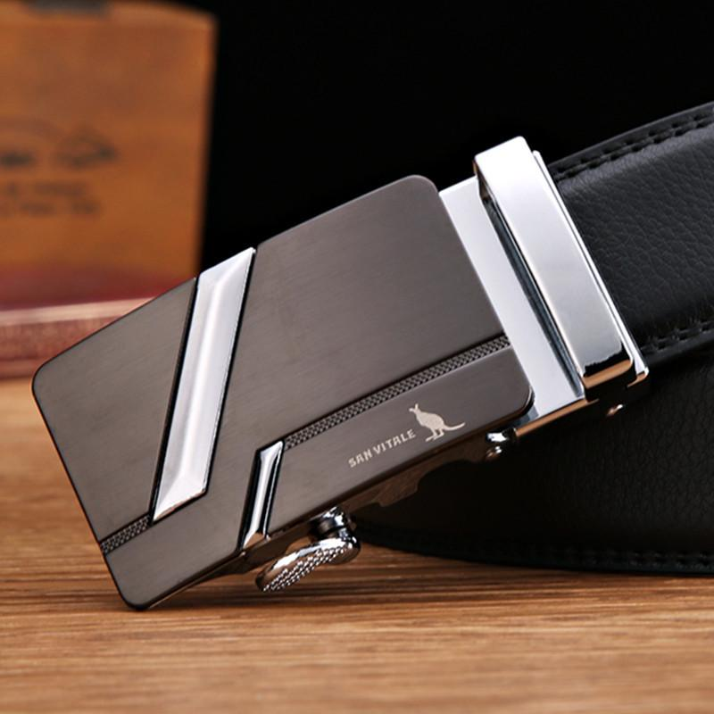 Brand men's fashion Luxury belts for men genuine leather Belts for man designer belt cowskin high quality