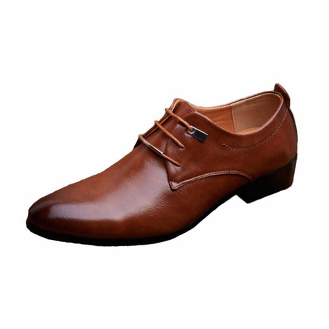 Designer Classic Men Dress Shoes Size 38-46