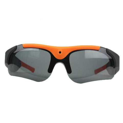 Exclusive 1080P Digital Audio Video mini Camera DVR Sunglasses For Driving Outdoor spied