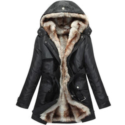 Faux Fur Coat - DealsBlast.com
