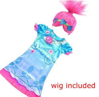 Summer Carnival Poppy Dress For Kids