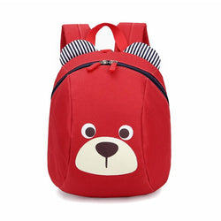 School Backpack Anti-lost Kids Baby Bag Cute Animal Dog Children Backpacks Kindergarten School Bag Aged 1-3 - Deals Blast
