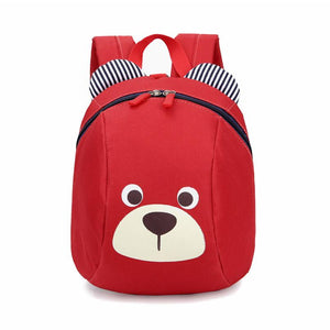 School Backpack Anti-lost Kids Baby Bag Cute Animal Dog Children Backpacks Kindergarten School Bag Aged 1-3 - DealsBlast.com