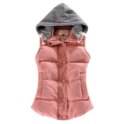Women's Sleeveless Jacket - Deals Blast