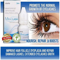 Miraclash Eyelash Enhancer Growth Serum