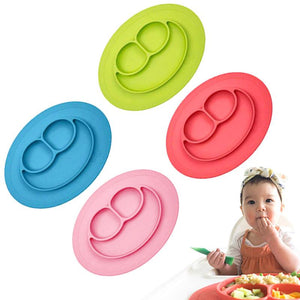 Toddler baby Diner portable Dish bowl tray for Children - Deals Blast