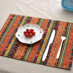 Table mat Coasters 4 pcs - Deals Blast