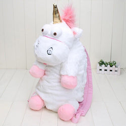 55CM Plush Unicorns Children Backpacks Kindergarten Birthday Gifts For Girls and Boys Cute Plush toys Bags Kids Backpack Animal - Deals Blast