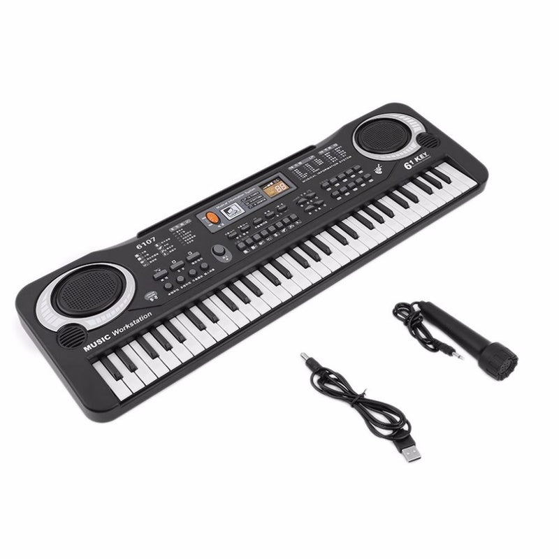 Digital Music Electronic Keyboard Piano Gift - DealsBlast.com