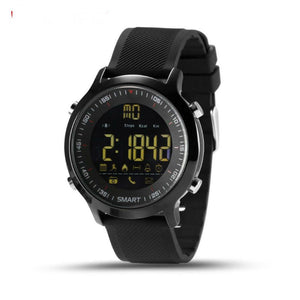 EX18 Sport Smart Watch Standard Waterproof Bluetooth 4.0 Call SMS Reminder Monitor Pedometer For Android iOS - Deals Blast