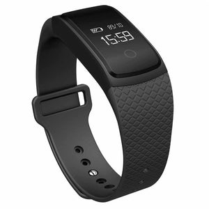 A09 Smart Band Watch Blood Pressure Heart Rate Monitor Bracelet Pedometer Fitness Wristband for Android iOS pk xiaomi mi band 2 - DealsBlast.com