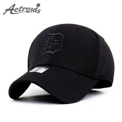Spandex Elastic Fitted Hats Sunscreen Baseball Cap Men or Women - DealsBlast.com