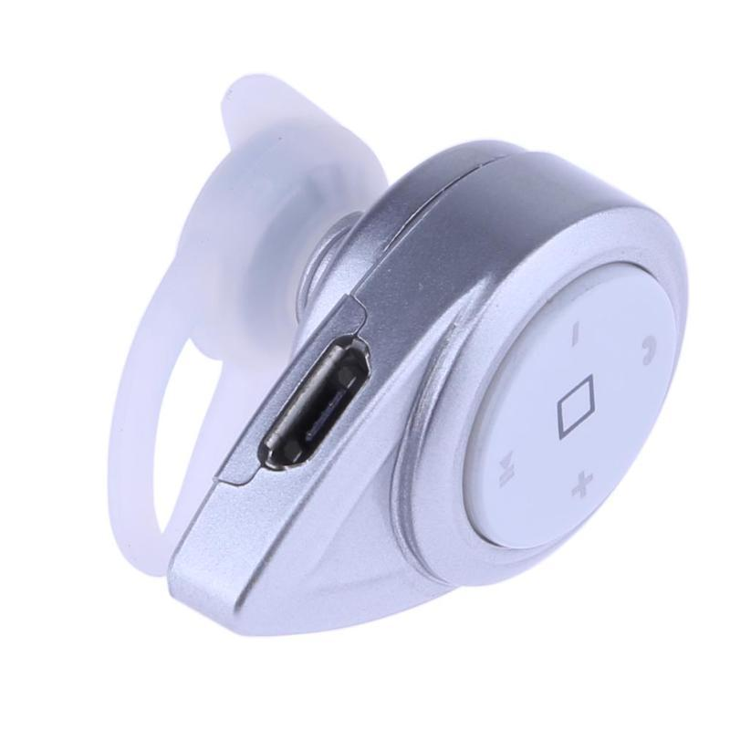 Wireless Earbud for iOS and Android