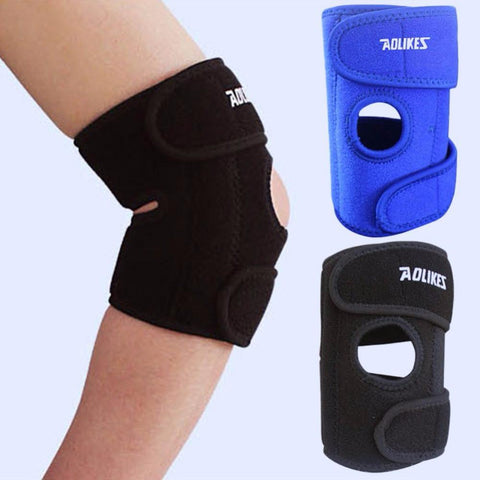 Adjustable Unisex Neoprene Elbow Support Wrap Brace Gym Sport Injury Pain Suitable For Almost Any Sports Basketball Tennis Etc