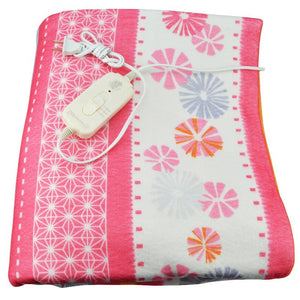 Heated 150*120cm Electric Heating Double Bed Blanket  Warmer For Winter - DealsBlast.com