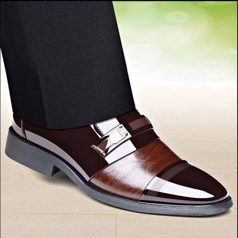 Leather Shoes Men, Wedding Shoe, Men Dress Shoes