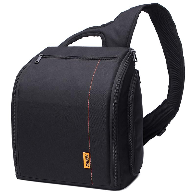 DSLR Camera Shoulder Bag Video Photo Backpack Photography Bags Small Travel Camera Case for Canon Nikon Sony D6 D7 D8