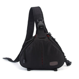 DSLR Camera Bag Case Waterproof Fashion Casual Bag With Messenger Shoulder Bag for Canon Nikon Sony DC/DSLR Camera - DealsBlast.com