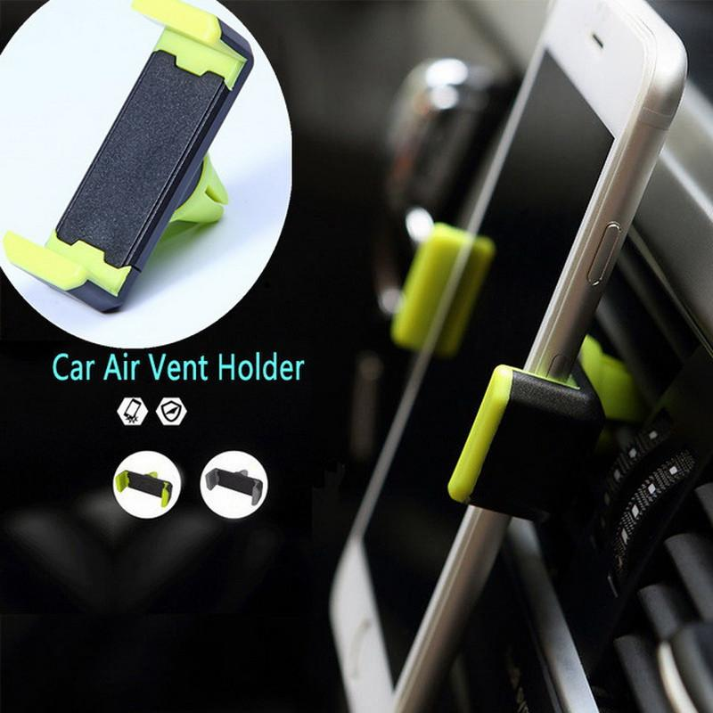 Car Holder Mini Air Vent Mount Magnet Magnetic Cell Phone Mobile Holder Universal For iPhone 5 6 6s 7 GPS Bracket Stand Support - DealsBlast.com