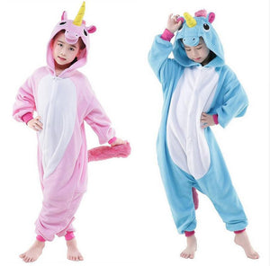 Children Colorful Pajamas For Both Girls Boys Unisex Pijama - DealsBlast.com