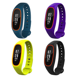 Bracelet Bluetooth Fitness Tracker Water Proof  Smart Wristband - DealsBlast.com
