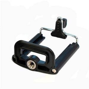 Factory Price New Smart Phone Stand Clip Bracket Holder Tripod Monopod Mount Adapter - Deals Blast