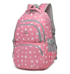 Fashion kids book bag breathable backpacks children school bags women leisure travel shoulder backpack - Deals Blast