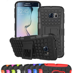 For Samsung Galaxy S7 S6 Edge J3 J5 J7 2016 J1 A3 A5 A7 Grand Prime Case Heavy Duty Armor Shockproof Hard Hybird Silicone cases - DealsBlast.com