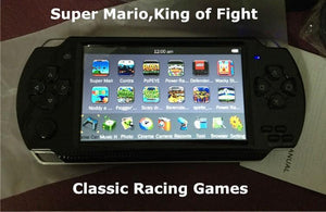 Handheld Game Console 4.3 inch Screen mp4 player MP5 game player real 8GB support for PSP game, camera, video, e-book - DealsBlast.com