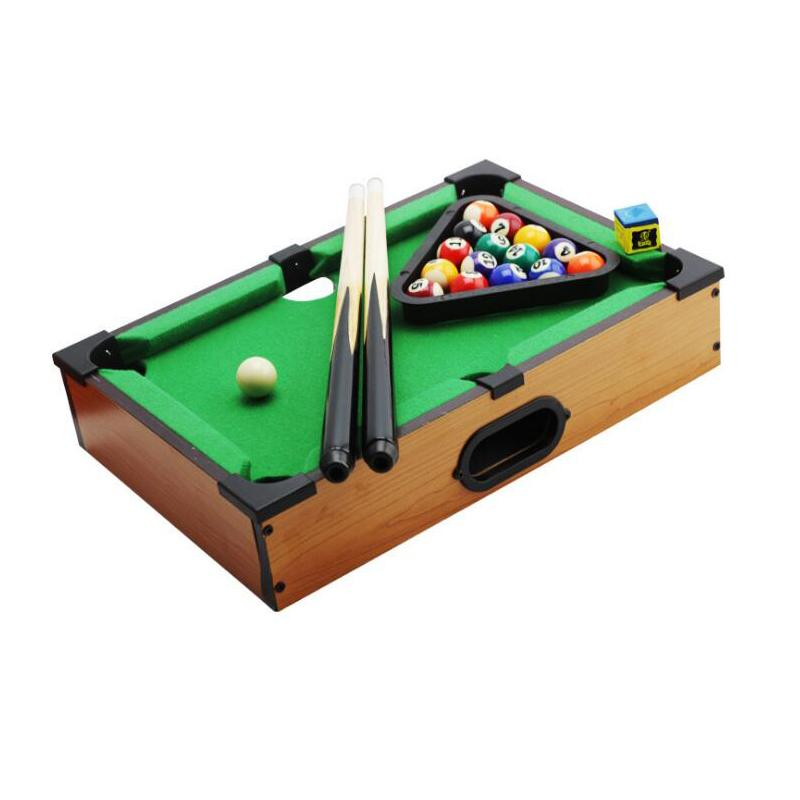 Amazing Mini Size Table Billiards Game - DealsBlast.com