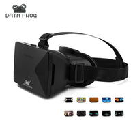 Google Cardboard 3D VR Glasses Virtual Reality 2.0 Headset For 4.7-6.0 inch Smartphone For iPhone Xiaomi Samsung - DealsBlast.com