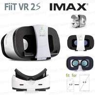 NEW FIIT VR 2S Version Virtual Reality 3D Glasses Google Cardboard for 4.0 to 6.5