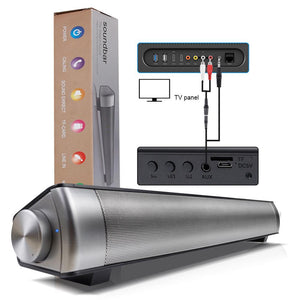 High-Quality Wireless Home Theater TV Speaker Multi-function Bluetooth - DealsBlast.com