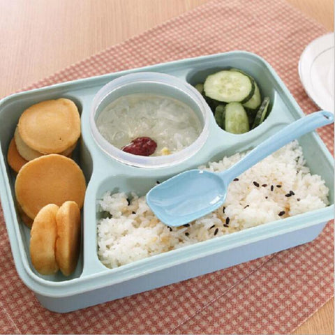 Portable  school lunch box for children